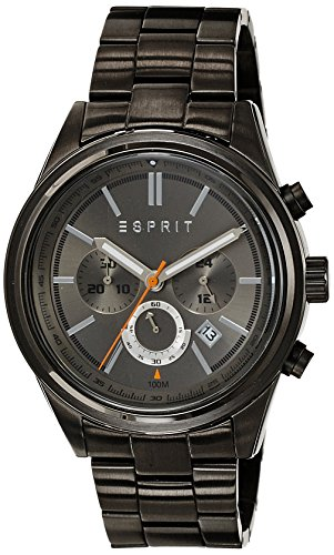 Esprit ES107541006 Ray Anthracite Chronograph
