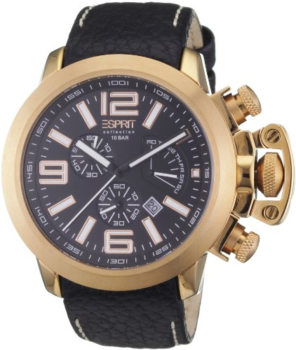 Esprit Chronograph Leder EL900211003