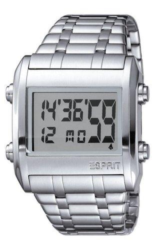 Esprit Herren Armbanduhr SILVER A ES102341005
