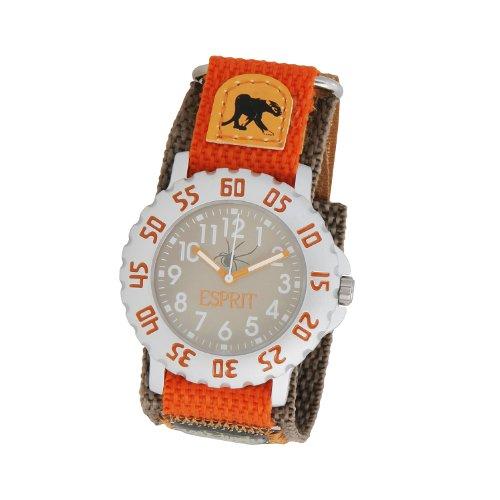 Esprit Jungen Armbanduhr Analog Quarz Plastik ES000U83031
