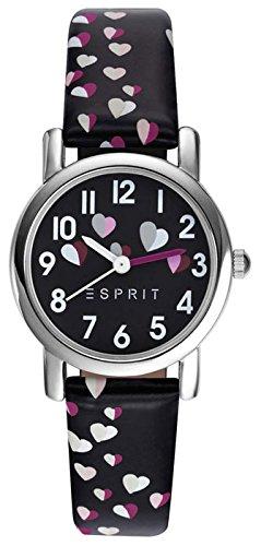 Esprit TP90652 Black Maedchen Armbanduhr ES906524002