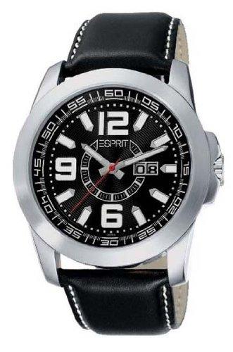 Esprit XL Gran Orbit Black Analog Leder ES102371002