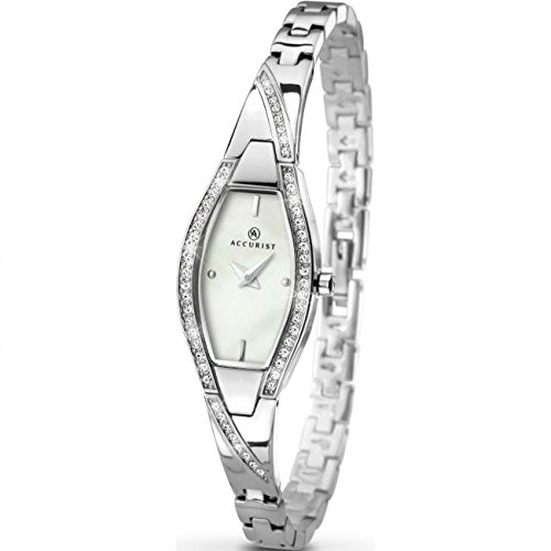 Accurist Armbanduhr 8027 01 WhiteMother