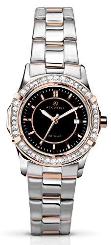Accurist Damen Armbanduhr Analog Quarz 8072 01