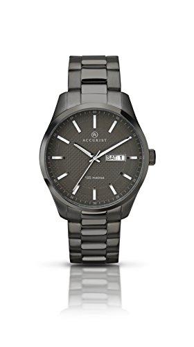 Accurist Herren Armbanduhr Analog Quarz 7058 01