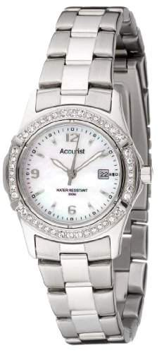 Accurist Damen-Armbanduhr Analog Quarz LB1540P