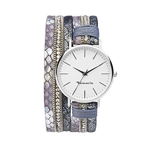 Tamaris Uhr fuer Damen Rezi E02059420