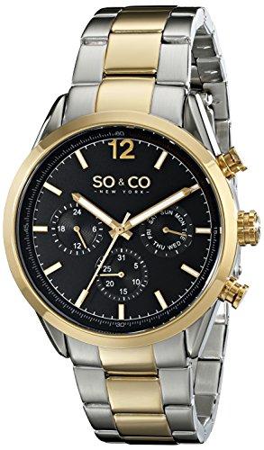 SO CO New York 5004 4 Armbanduhr 5004 4