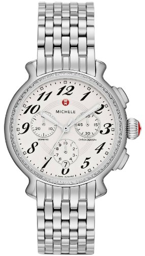 New Michele Fluette Damen Watch MWW22 A000001