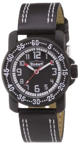 Scout Kinder-Armbanduhr Action Boys Analog Quarz 280376021