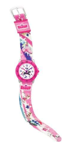 Scout Kinder-Armbanduhr Action Girls Analog Quarz 280378040