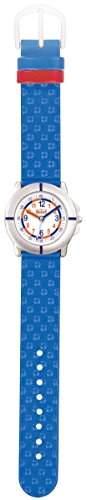 Scout Jungen-Armbanduhr Analog Quarz Plastik 280390016