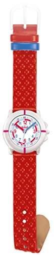 Scout Maedchen-Armbanduhr Analog Quarz Plastik 280390017