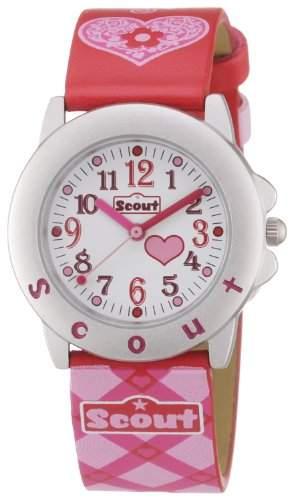 Scout Kinder-Armbanduhr Star Kids Analog Quarz 280393015