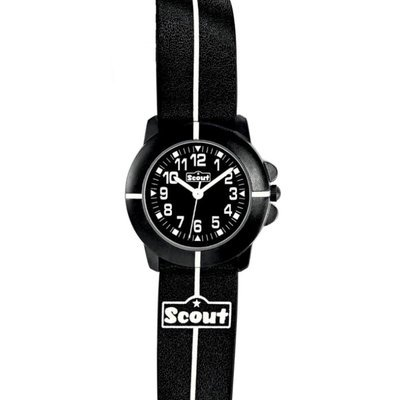 Scout Analog Quarz Kunstleder 280390020
