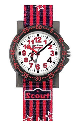 Scout Analog Quarz Textil 280375006