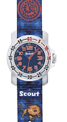 Scout Analog Quarz Textil 280376035
