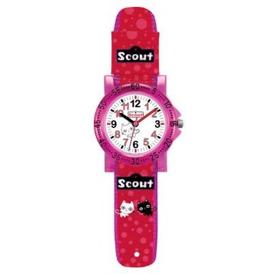 Scout Analog Quarz Textil 280375005