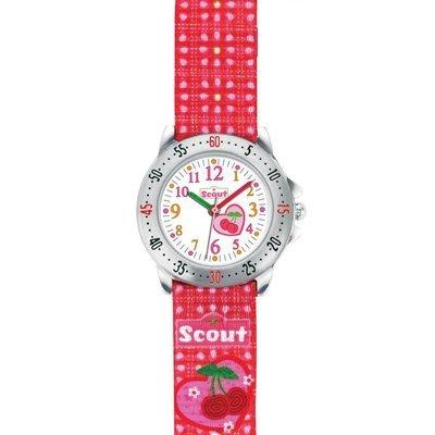 Scout Analog Quarz Textil 280378005