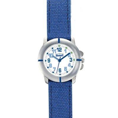 Scout Unisex Armbanduhr Analog Quarz Kunstleder 280390018