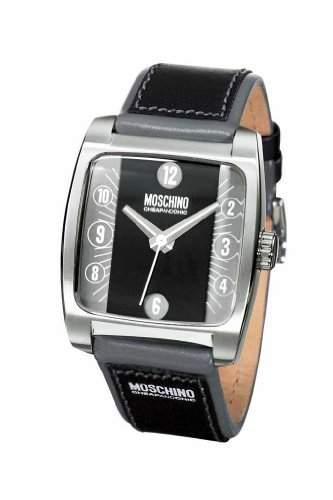 Moschino Uhr Damenuhr I Feel Dandy MW0006