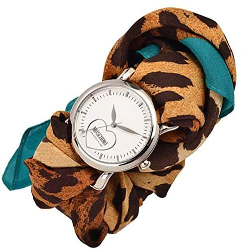ORIGINAL MOSCHINO Uhren Cheap and chic Damen - MW0368