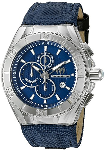 TechnoMarine Chronograph Quarz TM 115174