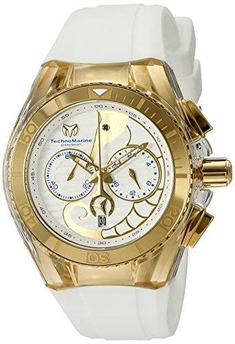 TechnoMarine Unisex Armbanduhr Chronograph Quarz TM 115003