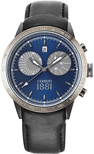 Cerruti 1881 Quarzuhr Man CRA096 F222G 43 0 mm