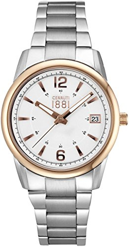 Cerruti 1881 Quarzuhr Woman CRM103STR04MS 31 0 mm