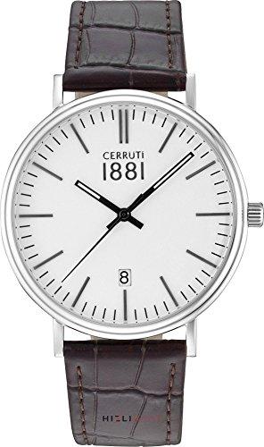Herr Uhr CERRUTI FABRIANO CRA111SN01BR