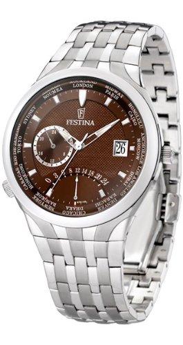 Festina 6761 2 Retro Dual Time