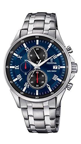 Festina Herren Armbanduhr F6853 2