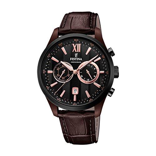 Festina Herren Armbanduhr F16999 2
