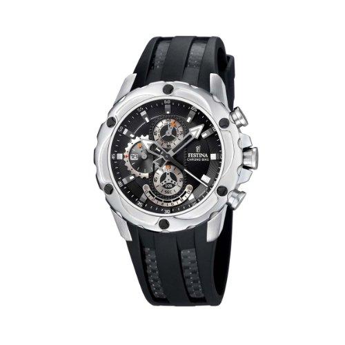 Festina XL Chronobike Chronograph Kautschuk F16526 6