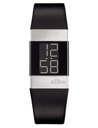 sOliver Damen-Armbanduhr SO-1125-LD