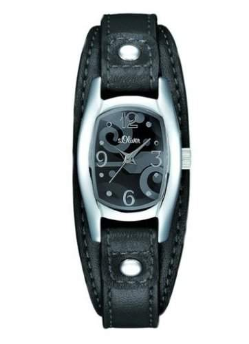 sOliver Damen-Armbanduhr SO-1306-LQ