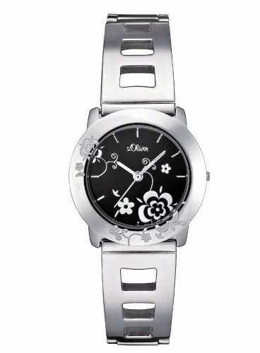 sOliver Damen-Armbanduhr SO-1388-MQ
