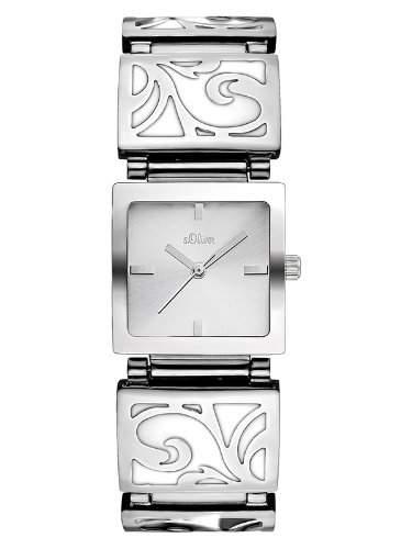 sOliver Damen-Armbanduhr SO-1952-MQ