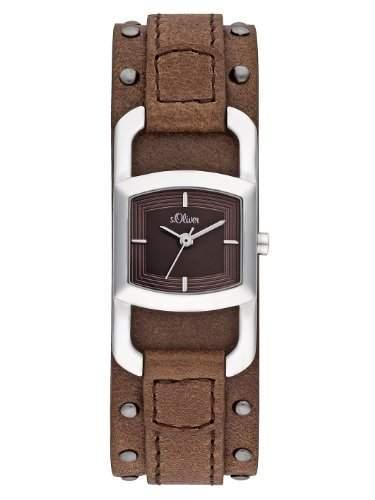 sOliver Damen-Armbanduhr Analog Quarz SO-2012-LQ