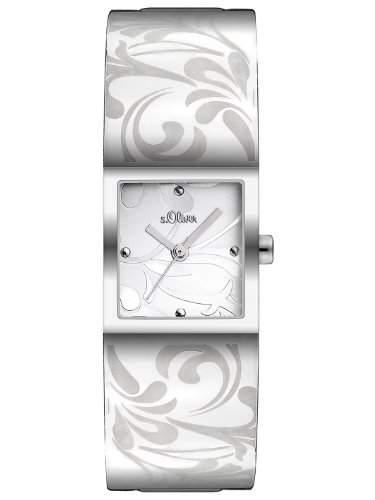 sOliver Damen-Armbanduhr Quarz Analog SO-2159-MQ