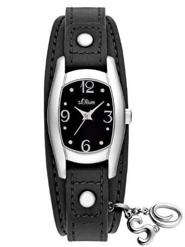 sOliver Damen-Armbanduhr Quarz Analog SO-2170-LQ