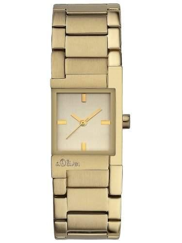sOliver Damen-Armbanduhr Quarz Analog SO-2178-MQ