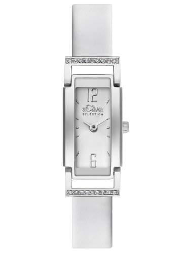 sOliver Damen-Armbanduhr Quarz Analog SO-2274-LQ