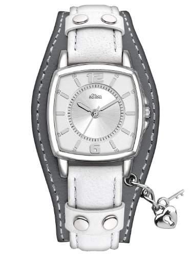sOliver Damen-Armbanduhr SO-2383-LQ
