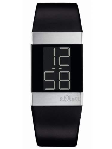 sOliver Herren-Armbanduhr SO-297-LD