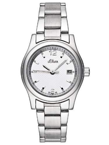 sOliver Damen-Armbanduhr SO-929-MQ