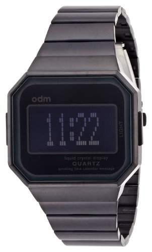 ODM Herren-Armbanduhr Mysterious VII Digital Edelstahl beschichtet DD129-01