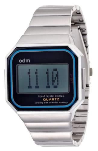 ODM Herren-Armbanduhr Mysterious VII Digital Edelstahl DD129-04
