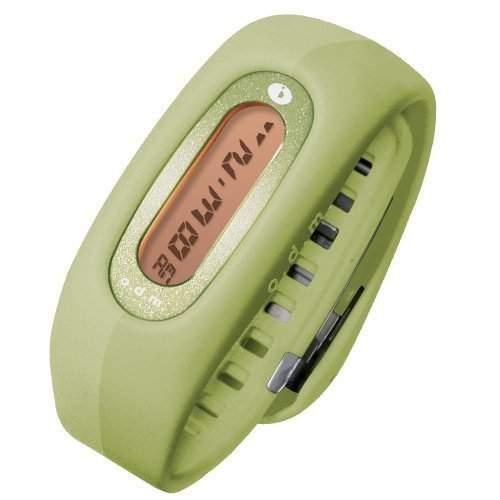 ODM Mysterious IV Uhr, limettenfarbendes Armband
